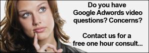 google adwords video