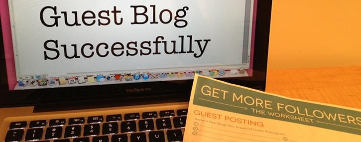 Guest Blogging for Backlinks? Bad Idea…