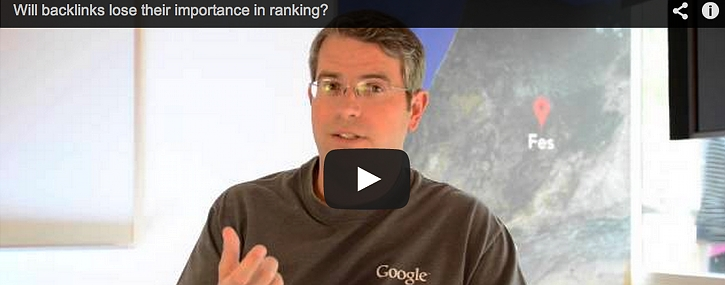Will Backlinks Go Bye Bye To Rank Your Site? [VIDEO]