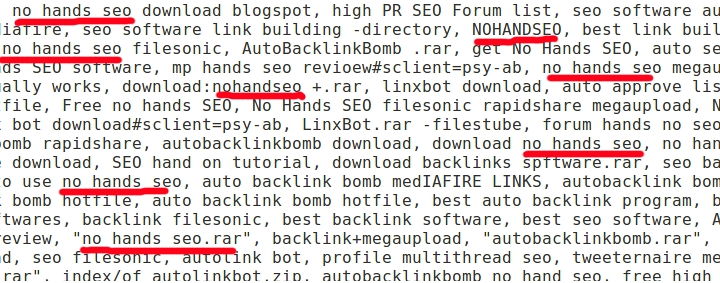 Local SEO Experts & Webspam