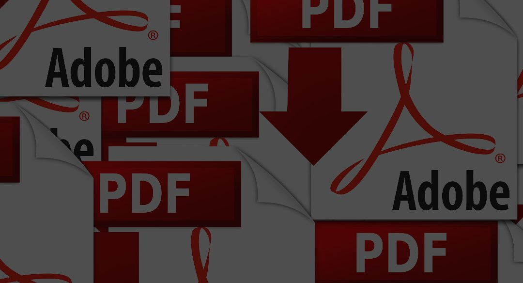 When Are PDFs a Smart Output Option?